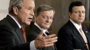 Bush: Iran läßt sich zu viel Zeit