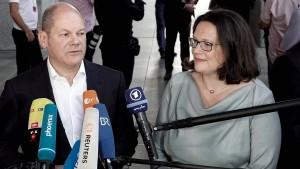 Große Koalition einigt sich auf Asylpaket