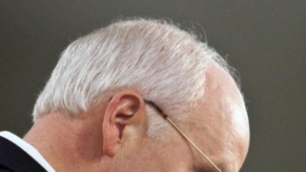 Dick Cheney: Der Strippenzieher STERNde