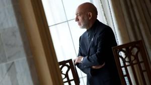 Amerika droht Karzai mit Abzug aller Soldaten