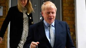 Auftaktsieg für Johnson