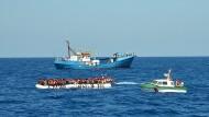 UNHCR erwartet Rekordzahl ertrunkener Flüchtlinge