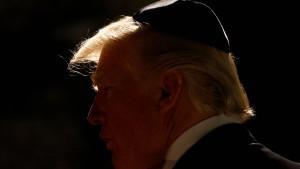 Historiker rügt Trumps Eintrag in Yad Vashem-Gästebuch