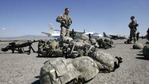 Die Marines übernehmen