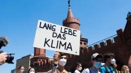 Interesse am Klimawandel nach Umfrage rückläufig
