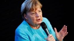 Merkel bestätigt Plan zur Aufnahme minderjähriger Migranten