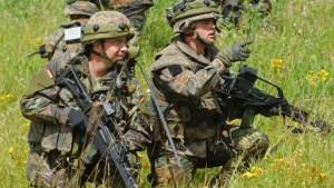 Robbe: Deutsche Soldaten nicht fit genug