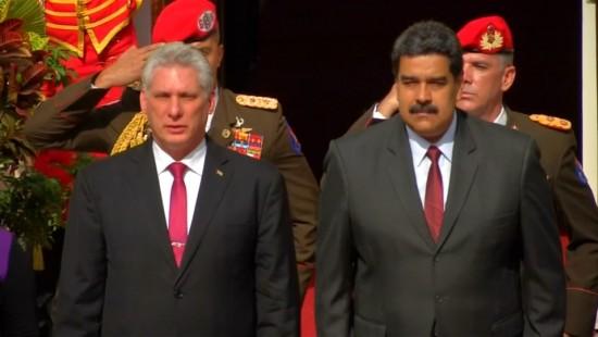 Bolton erhöht Druck auf Kuba und Venezuela