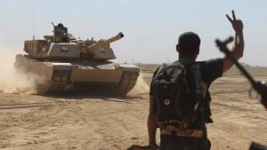 Tikrit vor der Rückeroberung