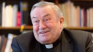 Kardinal Lehmann kritisiert Wulffs Islam-Satz