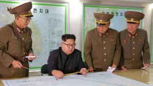 Kim Jong-un entschärft Drohung gegen Guam