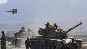 Berlin und EU kritisieren türkische Bodenoffensive