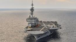 50 Corona-Fälle auf französischem Flugzeugträger