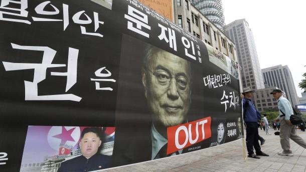 Südkoreas problematische Wende