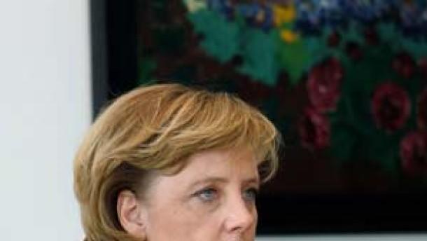 Kanzlerin widerspricht Köhler