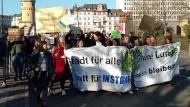 Teaser Bild für Demonstration in Frankfurt