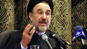 Chatami: Iran auf Akt der Aggression vorbereitet