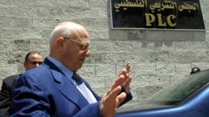Arafat unter Druck - Angriff auf Militärgeheimdienst