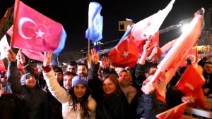 SPD will EU-Verhandlungen mit Türkei fortsetzen