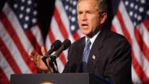 Bush stellt sich auf die Seite Israels