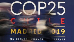 Endspurt bei UN-Klimaverhandlungen