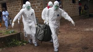 Deutscher in Ruanda wegen Ebola-Verdachts isoliert