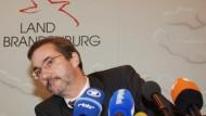 """Platzeck: """"Landtagswahlkampf wird so hart wie noch nie"""""""
