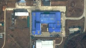Nordkorea bereitet möglicherweise neuen Raketenstart vor