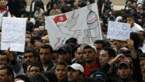 Staatstrauer in Tunesien