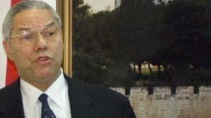 Powell will Irak-Sanktionen lockern