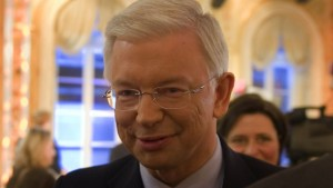 Roland Koch hat sich zurückgekämpft