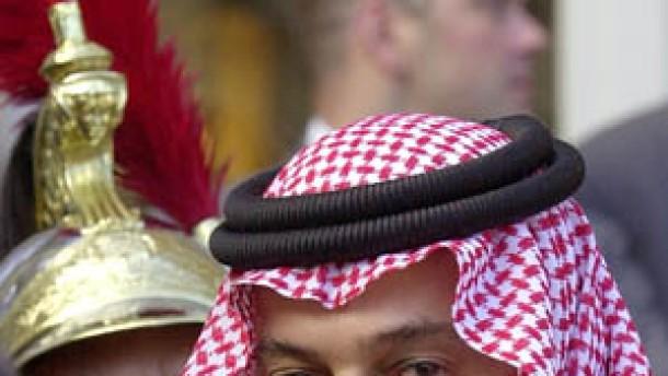 Saudi-Arabien zum Militärschlag bereit