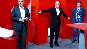 Die zwei Gesichter der SPD