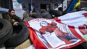 Separatisten in der Ostukraine verweigern Abzug