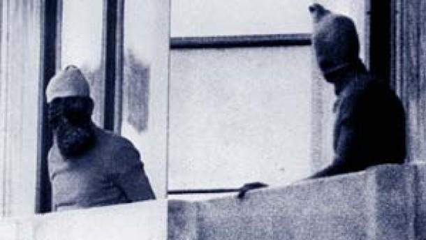 Olympia 1972 Verhandlung mit den Geiselnehmern