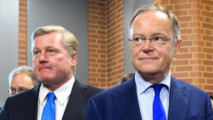 SPD und CDU wollen rasch Regierung bilden