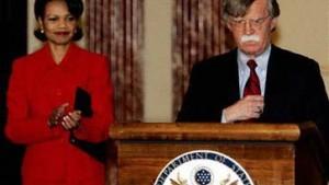 """Bush pusht Bolton: Ein """"herausragender Diplomat"""""""