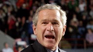 Bush bleibt Präsident