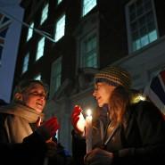 EU-Befürworter am Freitag in London