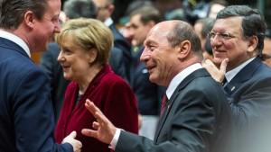 Krisendiplomatie im Westen, Angst im Osten