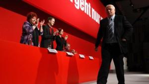Lafontaine: Linke will mitregieren