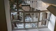 Tod und Zerstörung in Donezk