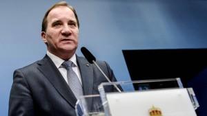 Schweden stürzt in eine Regierungskrise