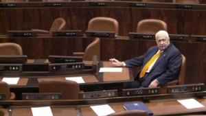 Netanjahu wird Außenminister und fordert Scharon heraus