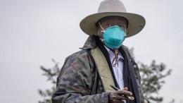 Museveni gewinnt Präsidentenwahl in Uganda