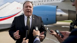 Pompeo will Druck auf Nordkorea beibehalten