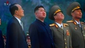 Nordkorea braucht Kachelmann