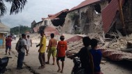 Tote nach Erdbeben auf den Philippinen