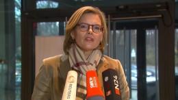 Klöckner: Koalitionsbildung vor nächster Wahl 2021