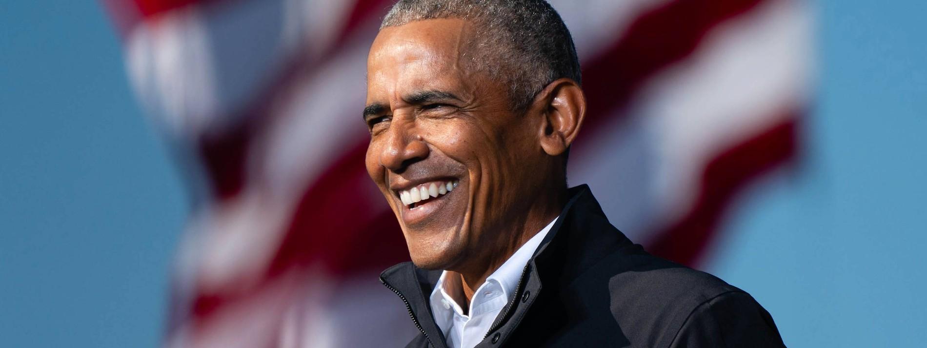 Obama über Obama